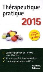 Thérapeutique pratique 2015