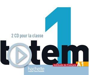 Totem 1 - CD audio classe