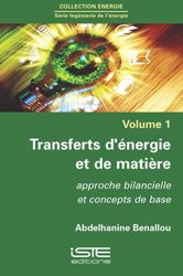 Transferts d'énergie et de matière