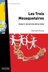TROIS MOUSQUETAIRES TOME 2 A2 + CD