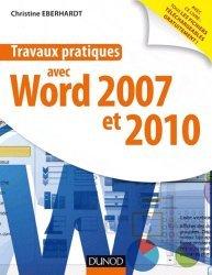 Travaux pratiques avec Word 2007 et 2010