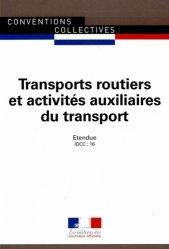 Transports routiers et activités auxiliaires du transport