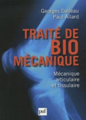 Traité de bio mécanique