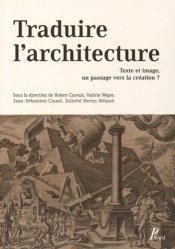Traduire l'architecture
