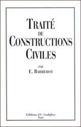 Traité de constructions civiles