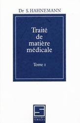 Traité de matière médicale Tome 1