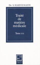 Traité de matière médicale Tome 3