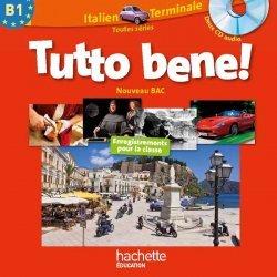 Tutto Bene ! Tle - Italien - CD Classe - Edition 2012