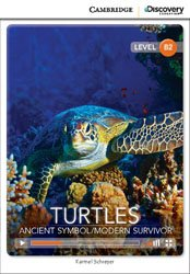 Turtles: Ancient Symbol/Modern Survivor - Upper Intermediate - Book with Online Access