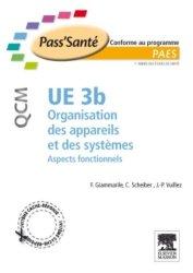 UE 3b Organisation des appareils et des systèmes