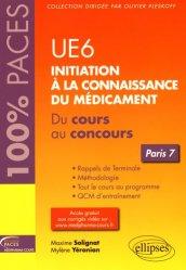 UE 6 : Initiation à la connaissance du médicament - Paris 7