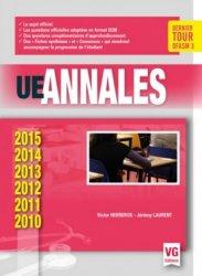 UE Annales ECN 2010-2015