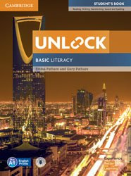Unlock Basic Literacy - Student's Book with Downloadable Audio