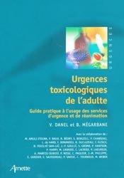 Urgences toxicologiques de l'adulte