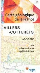 Villers-Cotterêts - 1/50 000