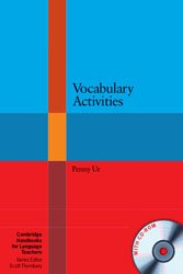 Vocabulary Activities - Paperback with CD-ROM
