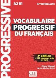 VOCABULAIRE PROGRESSIF FRANCAIS NIVEAU