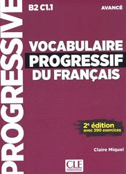VOCABULAIRE PROGRESSIF FRANCAIS NIV AVANCE