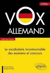 Vox allemand