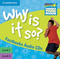 Why Is It So? - Levels 3–4 Factbooks Audio CDs (2)