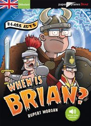 When is Brian ? - Livre + mp3