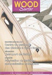 Wood surfer - Centre de gestion des déchets à Saint-Nazaire