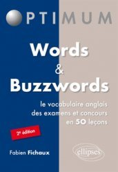 WORDS AND BUZZWORDS