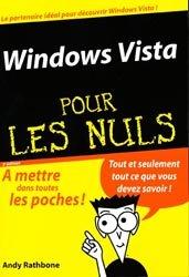 Windows Vista pour les nuls
