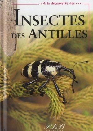 A la découverte des insectes des Antilles-plb-9782353651030