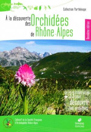 A la découverte des orchidées de Rhone-Alpes-biotope-9782366622003