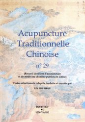 Acupuncture Traditionnelle Chinoise 29 - institut yin yang - 9782910589493