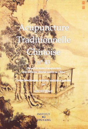 Acupuncture Traditionnelle Chinoise-institut yin yang-9782910589646
