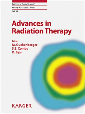 Advances in Radiation Therapy - karger - 9783318063615