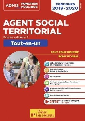 Agent social territorial-vuibert-9782311206579