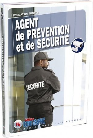Agent de prévention et de sécurité aps - formation initiale-icone graphic-9782357384811