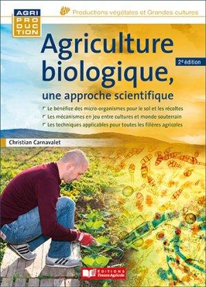 Agriculture biologique-france agricole-9782855575414