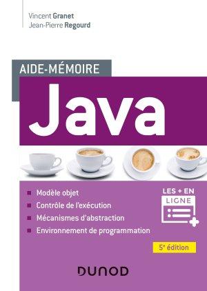 Aide-mémoire - Java-dunod-9782100790388