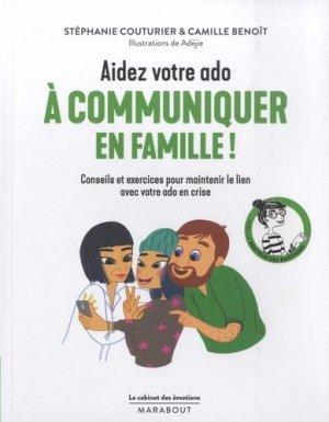 Aidez votre ado à mieux communiquer en famille !-marabout-9782501140713