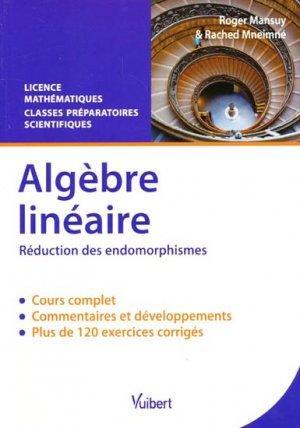 Algèbre linéaire-vuibert-9782311002850