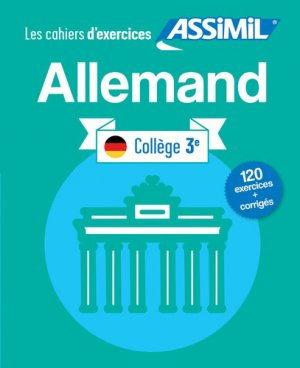 Les Cahiers d'Exercices Allemand - assimil - 9782700508024