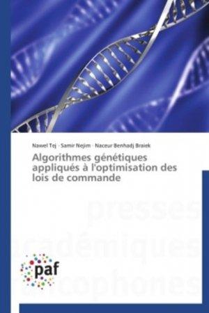 Algorithmes génétiques appliqués à l'optimisation des lois de commande-presses académiques francophones-9783838171708