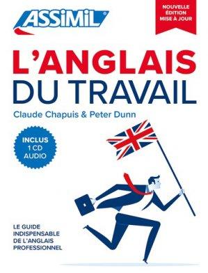 L'anglais du travail - assimil - 9782700508390