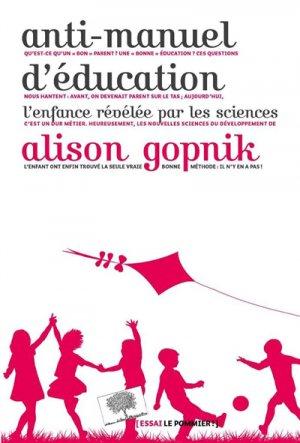 Anti-manuel d'éducation - le pommier - 9782746507777