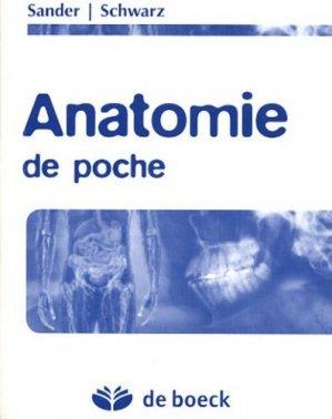 Anatomie de poche-de boeck superieur-9782804153052