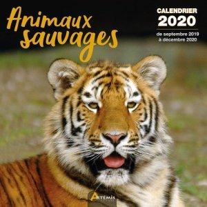Animaux sauvages-artemis-9782816015119
