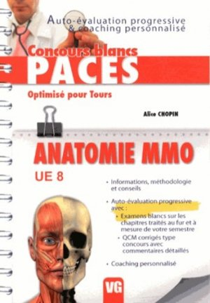 Anatomie MMO UE8 - vernazobres grego - 9782818309612