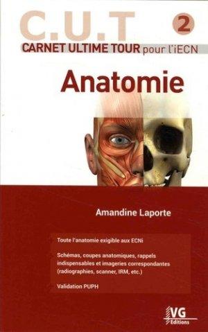 Anatomie-vernazobres grego-9782818316726