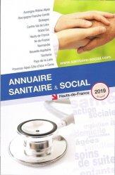 Annuaire sanitaire et social hauts de france 2019 - onpc - 9782840072607