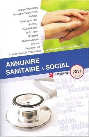 Annuaire sanitaire et social Occitanie 2017-onpc-9782840072980