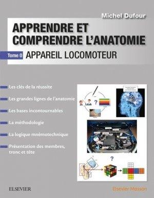Apprendre et comprendre l'anatomie-elsevier / masson-9782294760433